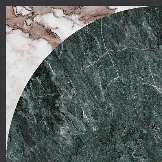 Policroma   Arco Alpi-Breccia von FLORIM   Keramik Platten