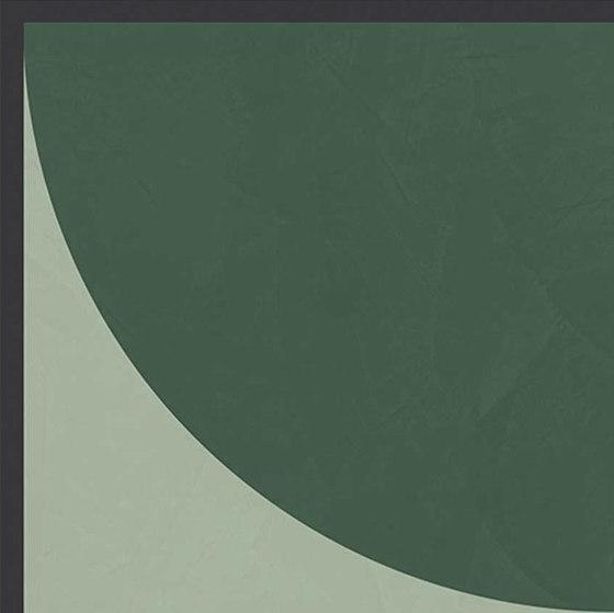 Policroma | Volta Lichene-Conifera di FLORIM | Lastre ceramica