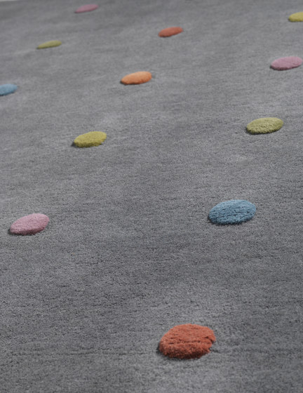 Candy grey by Kateha | Rugs