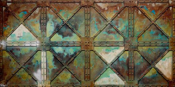 Woxx Oxido by Artstone   Composite panels