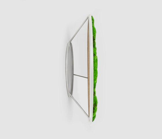 G-Circle di Greenmood | Pareti vegetali
