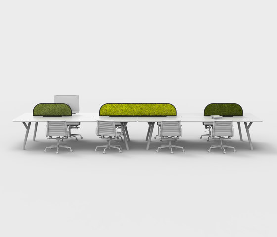 G-Desk by Greenmood   Table dividers