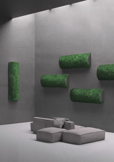Pillar by Greenmood | Living / Green walls