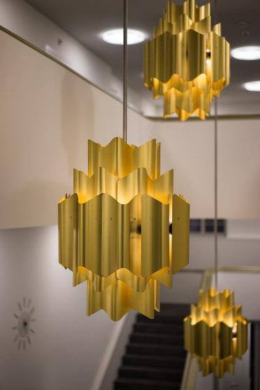Argonauta   Helios by Neue Werkstatt   Suspended lights