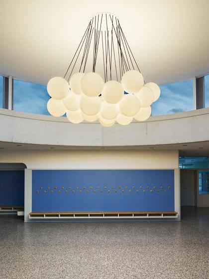 Bacchus by Neue Werkstatt   Suspended lights