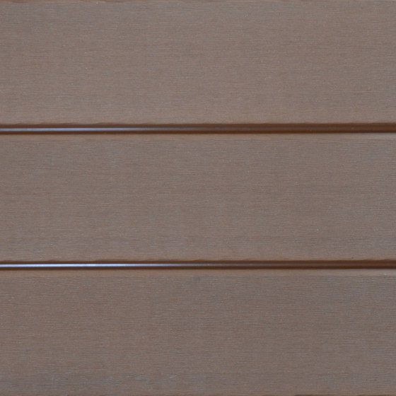Ecolegno wall cladding St. Moritz - color champagne by Saimex | Wood flooring