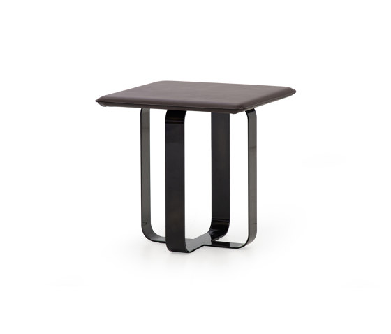V211 | Occasional Table in Cuoio leather de Aston Martin Interiors | Mesas auxiliares
