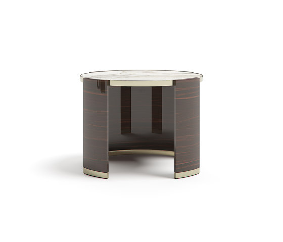 Jewel Service Table .70 de Capital | Mesas auxiliares
