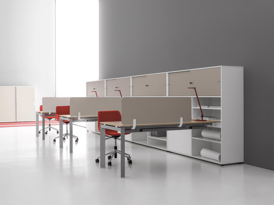 DV300-FRONTAL-PANELS by DVO | Table dividers