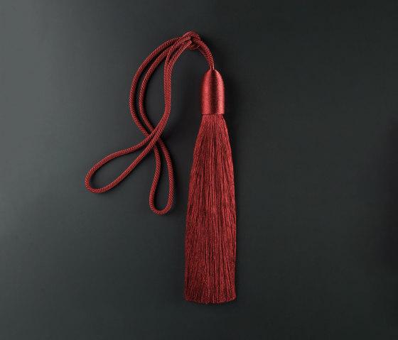 Cordelia 600281-0004 by SAHCO | Curtain tie backs