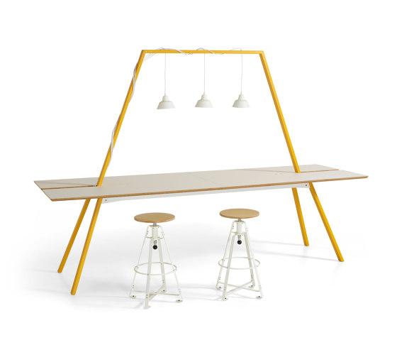 Dock Counter table by Lande | Desks