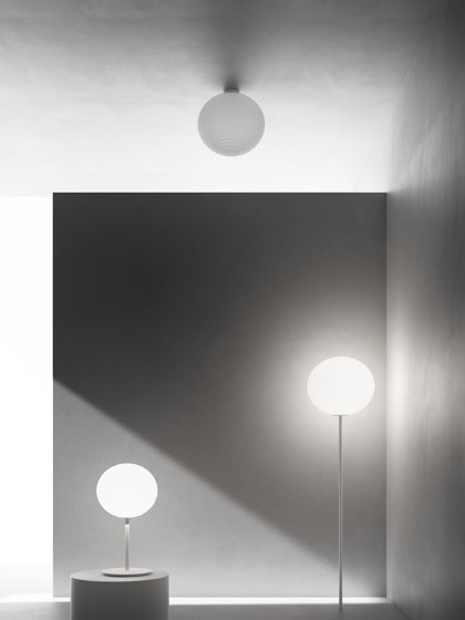 Flow Glass by Rotaliana srl | Free-standing lights