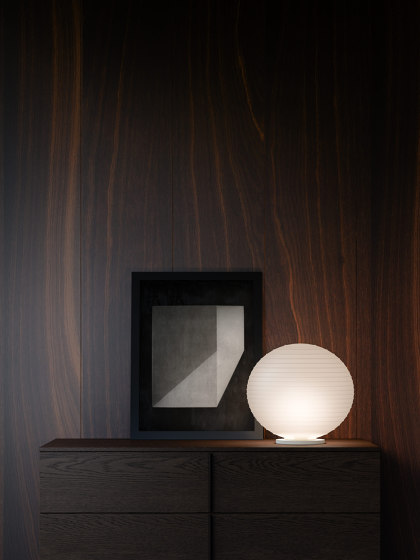 Flow Glass by Rotaliana srl   Table lights