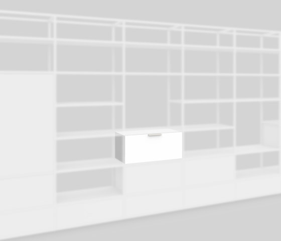 Drawer box 400 by Artis Space Systems GmbH | Shelving
