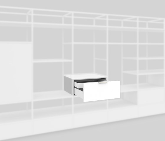 Drawer box 650 by Artis Space Systems GmbH | Shelving