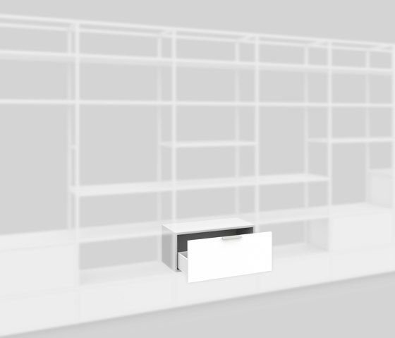 Flap Box 400 by Artis Space Systems GmbH | Shelving