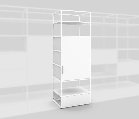 Module BKS – Refrigerator module by Artis Space Systems GmbH | Refrigerators
