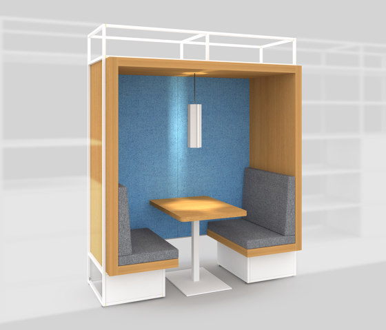 Module I – Alcove 650 by Artis Space Systems GmbH | Office Pods