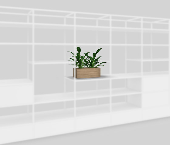 Plant module by Artis Space Systems GmbH   Shelving