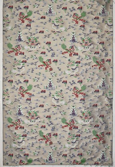 Scaramouche   Col.4 Frozen Winter by Dedar   Drapery fabrics