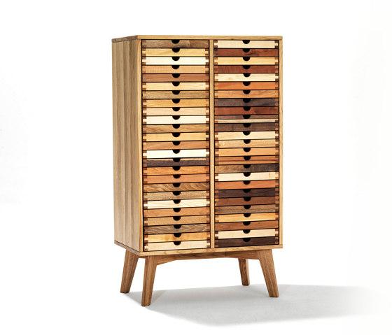 SIXtematic high chest2 de Sixay Furniture   Aparadores