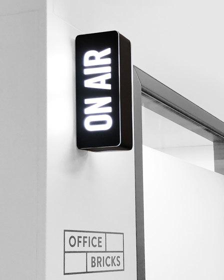Phone Unit |  OnAir sign by OFFICEBRICKS | Symbols / Signs
