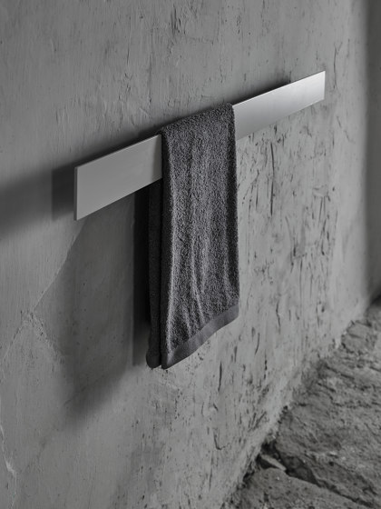 Strato Wall Mounted Towel Rack by Inbani | Towel rails