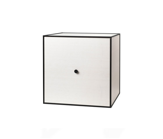 Frame 49 white by by Lassen | Storage boxes