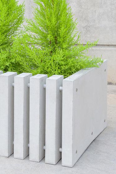 Masterlayer Planter von Sit | Pflanzgefäße