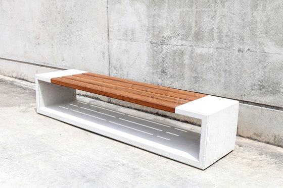 Outline Bench von Sit | Sitzbänke