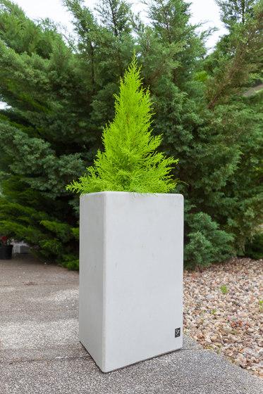 Vida Planter 72 von Sit | Pflanzgefäße