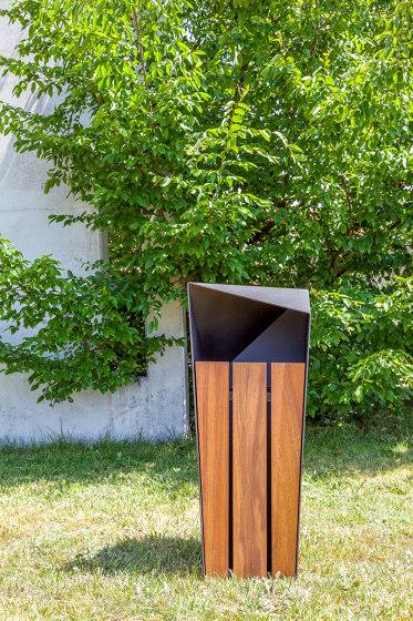 Skew Litter Bin by Sit | Waste baskets