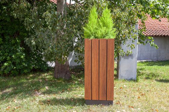 Wade Square Planter by Sit | Plant pots