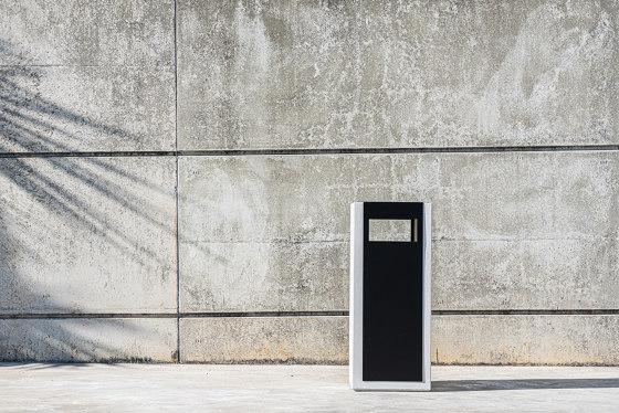 Basic Q Litter Bin von Sit | Abfallbehälter / Papierkörbe