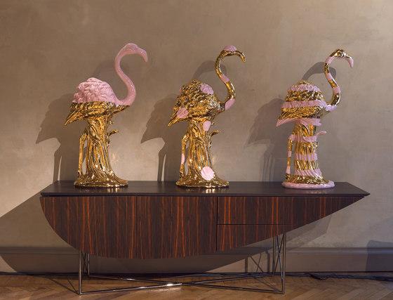 Fenicottero   Flamingo di Erba Italia   Oggetti