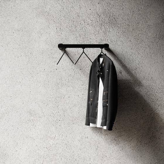 MagHang - Magnetic Hangers 3-Pack de Nichba Design | Perchas