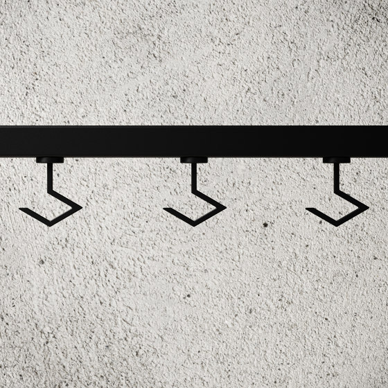 MagHook - Magnetic Hook by Nichba Design   Single hooks