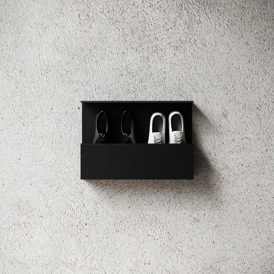 Shoe Box 50cm by Nichba Design | Shelving