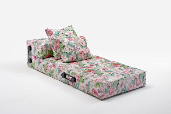 Trix Flowers de Kartell | Poufs