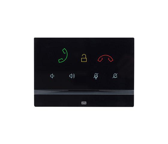 2N® Indoor Talk black by 2N Telekomunikace   Intercoms (interior)