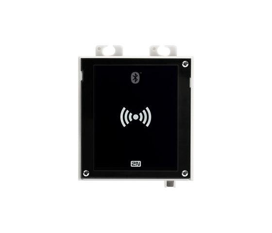 2N® Access Unit 2.0 Bluetooth & RFID by 2N Telekomunikace | Access controls