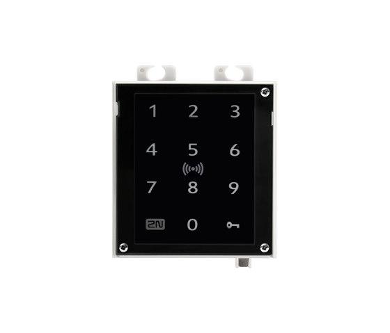2N® Access Unit 2.0 Keypad & RFID by 2N Telekomunikace | Code locks