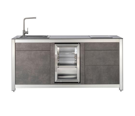 Outdoor Kitchens | Módulo All-you-need de Wesco | Cocinas de jardín