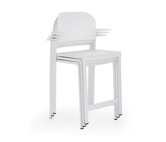 MAKEUP Stool by Diemmebi | Bar stools