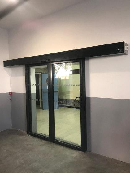 ALUPROTEC Aluminium sliding door by SVF | Internal doors