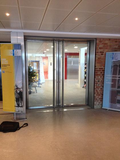 ACIERFLAM 2 leaf door by SVF | Internal doors