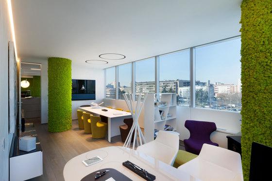 MOSSwall® by Verde Profilo | Living / Green walls