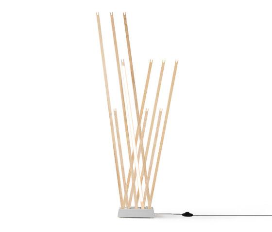 Pin Coat | LED de Nils Holger Moormann | Luminaires sur pied