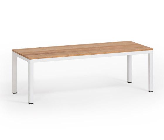 Minu Side Table, Teak di Weishäupl | Tavolini alti