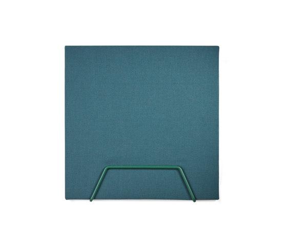 Decibel | Clamp Wall Square von Johanson Design | Schalldämpfende Wandsysteme